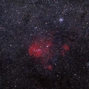Running Chicken Nebula analog